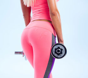 female round glutes - Unlock Your Glutes – Conversion Monster!