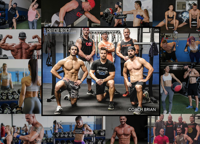 gym collage - Unlock Your Glutes – Conversion Monster!